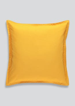 Yellow Outdoor Scatter Cushion (43cm x 43cm)