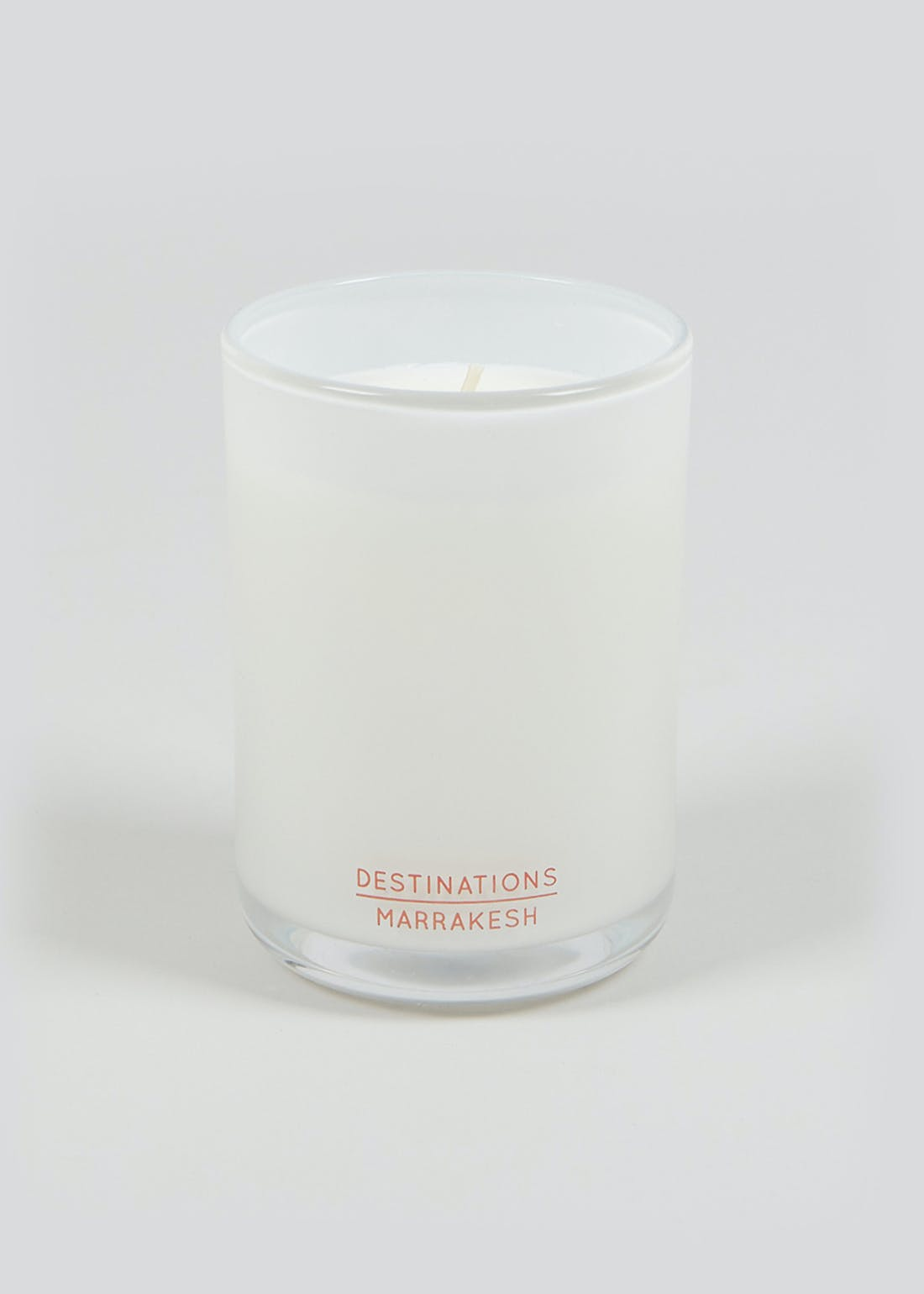Pomegranate & Raspberry Marrakech Destinations Candle (11cm x 8cm)