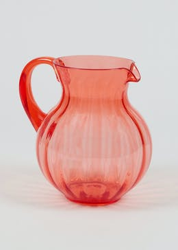Ribbed Plastic Outdoor Jug (21cm x 17cm)