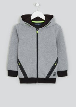 Boys Zip Up Hoodie (4-13yrs)