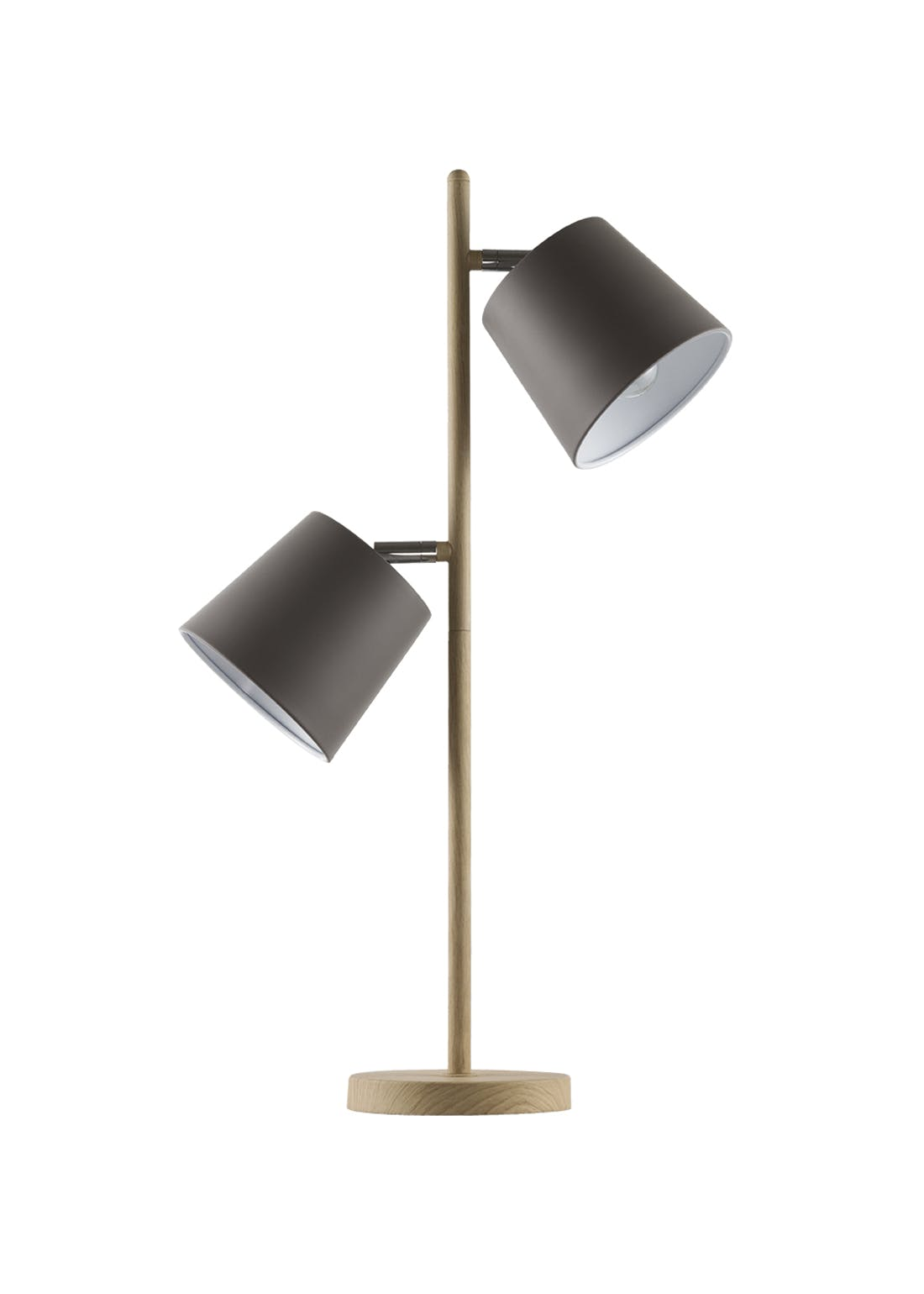 Double Shade Table Lamp (H31cm x W27cm)