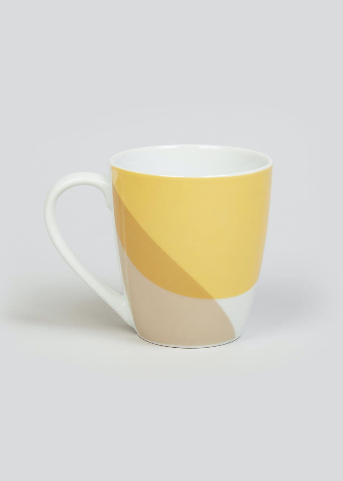 Abstract Print Mug (13cm x 10cm)