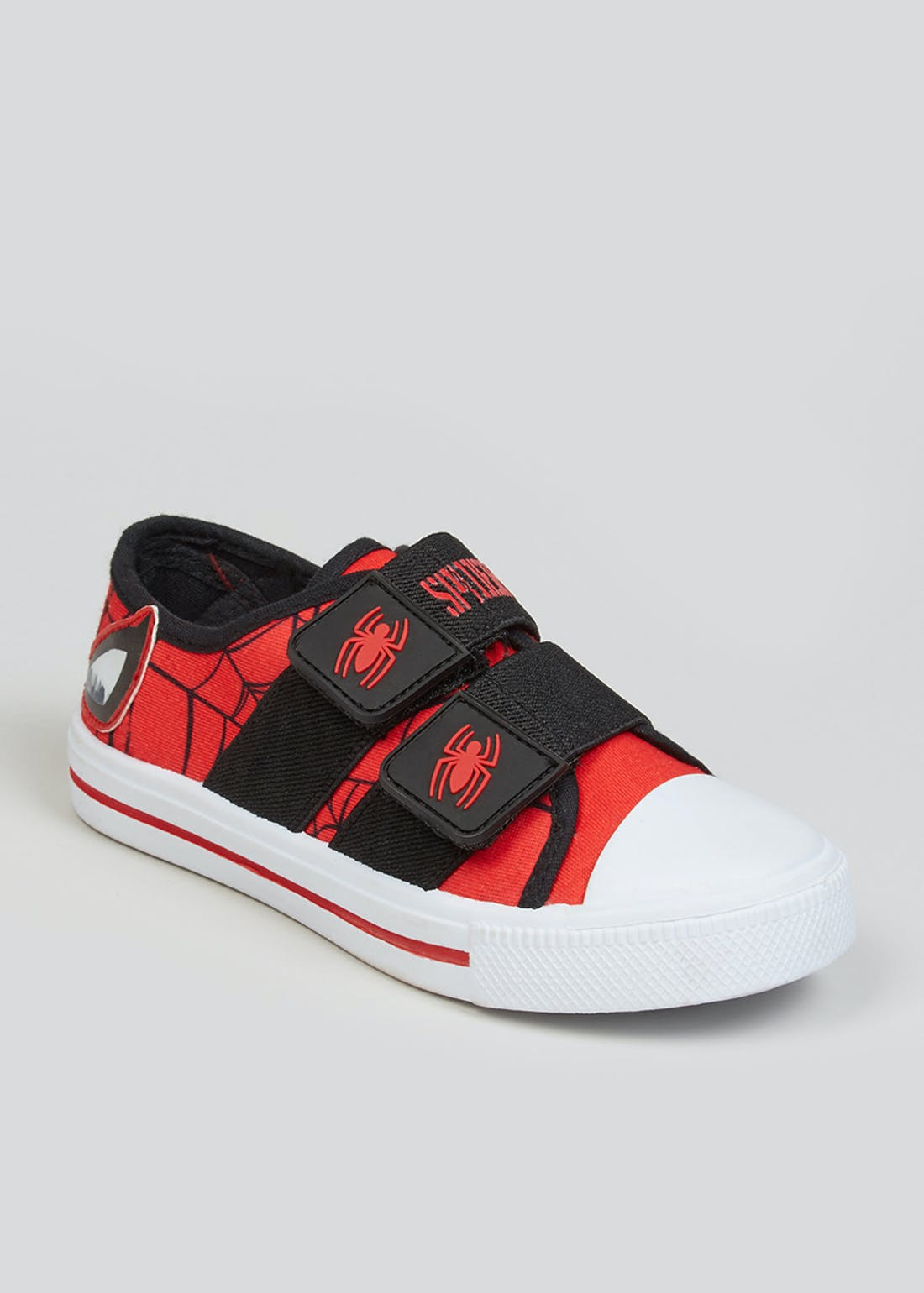Kids Red Spider-Man Trainers (Younger 4-12)