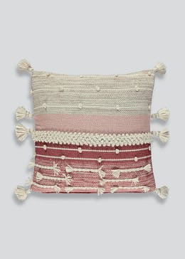 Tufted Scatter Cushion (43cm x 43cm)