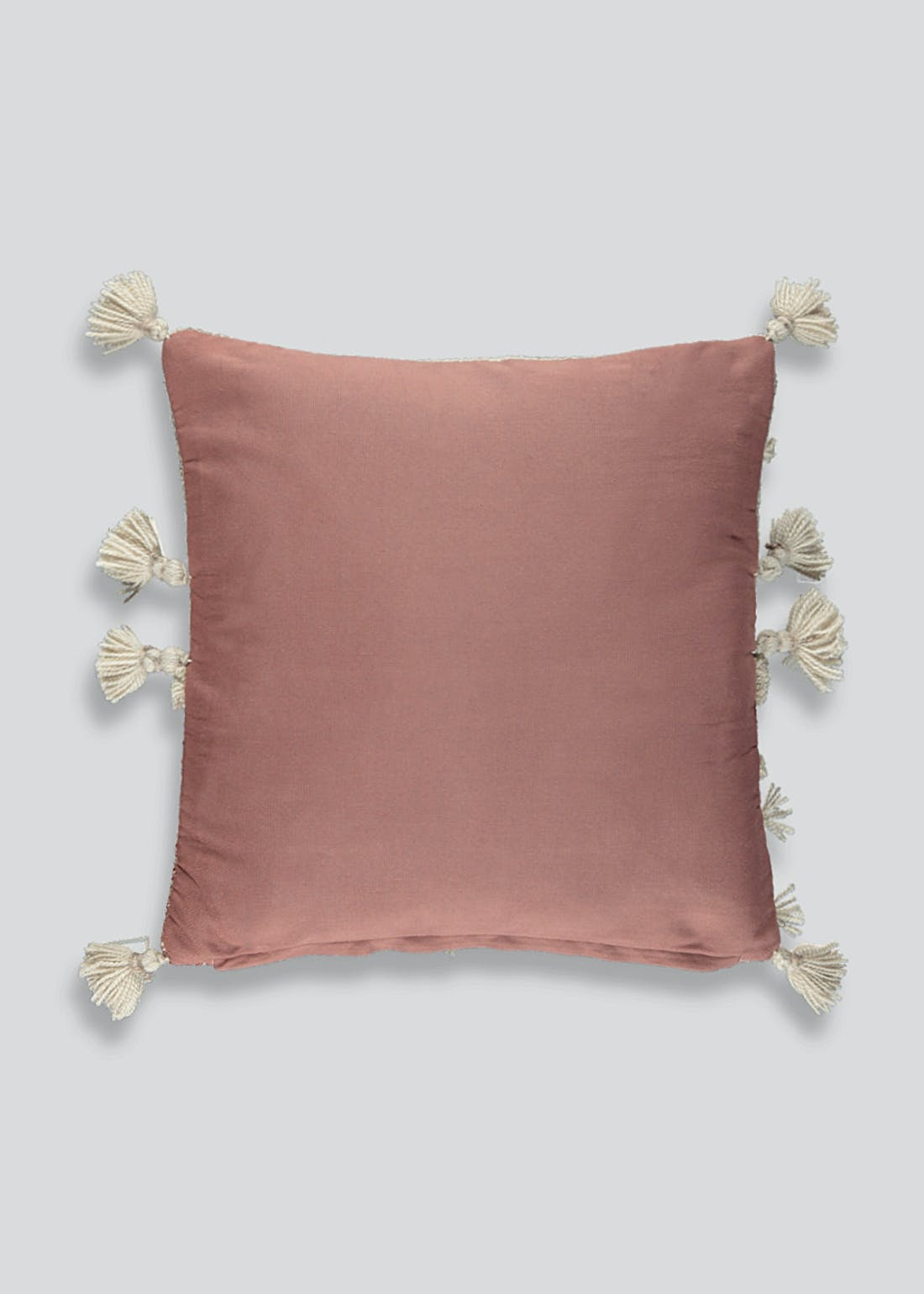 Tufted Outdoor Scatter Cushion (43cm x 43cm)