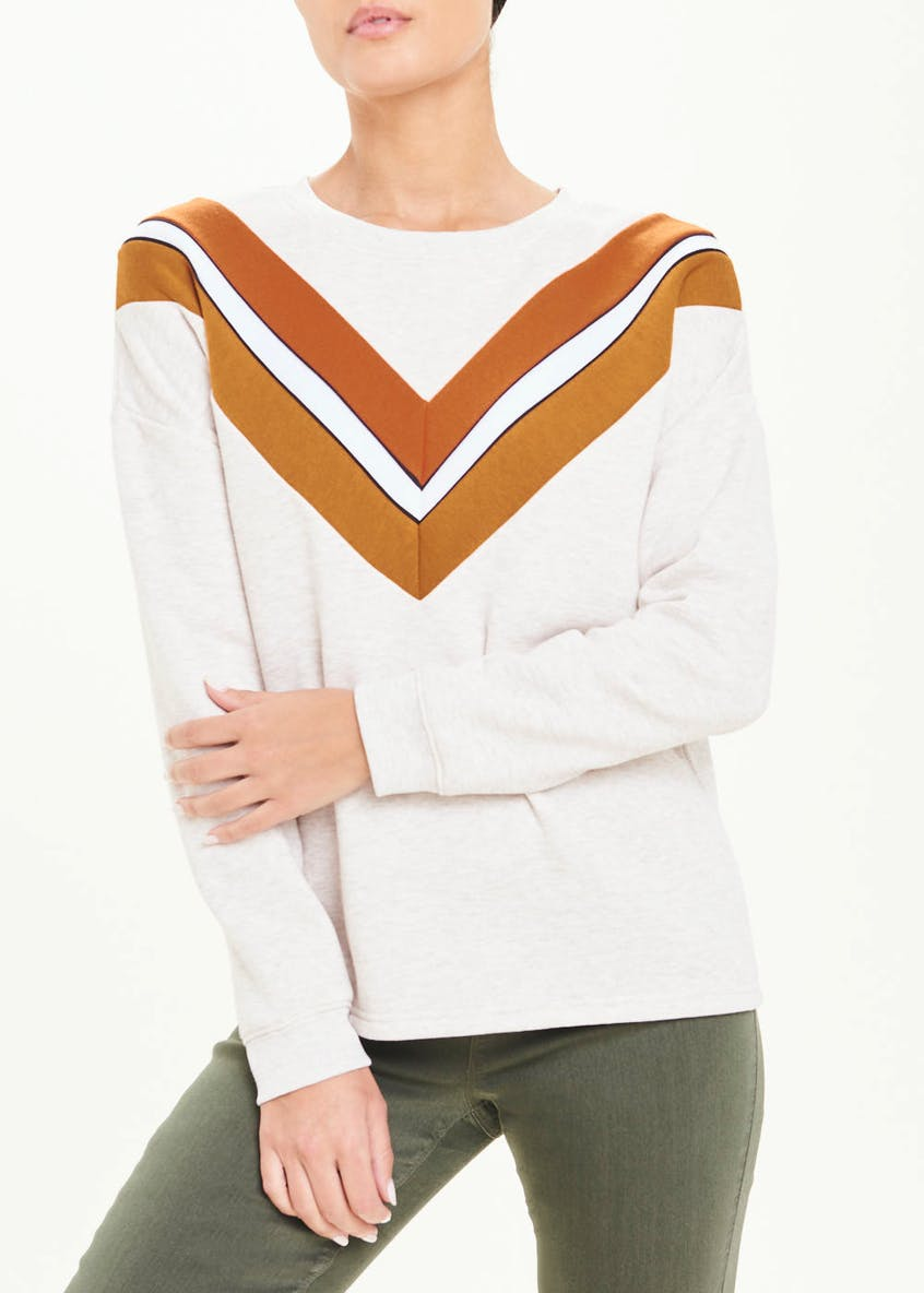 Chevron Sweatshirt