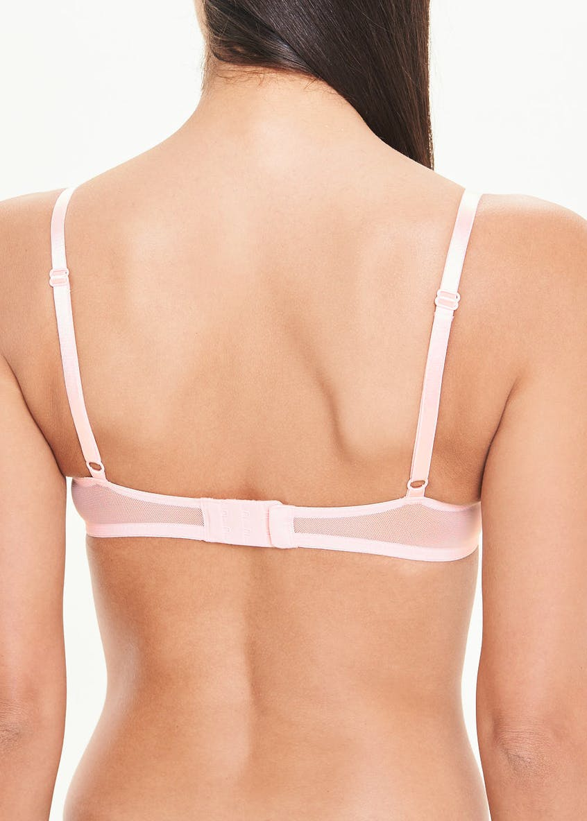 3 Pack Textured Lace T-Shirt Bras
