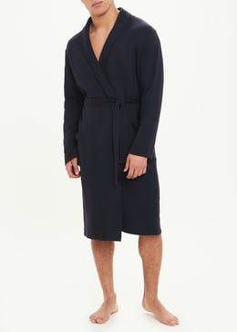 Jersey Loopback Dressing Gown