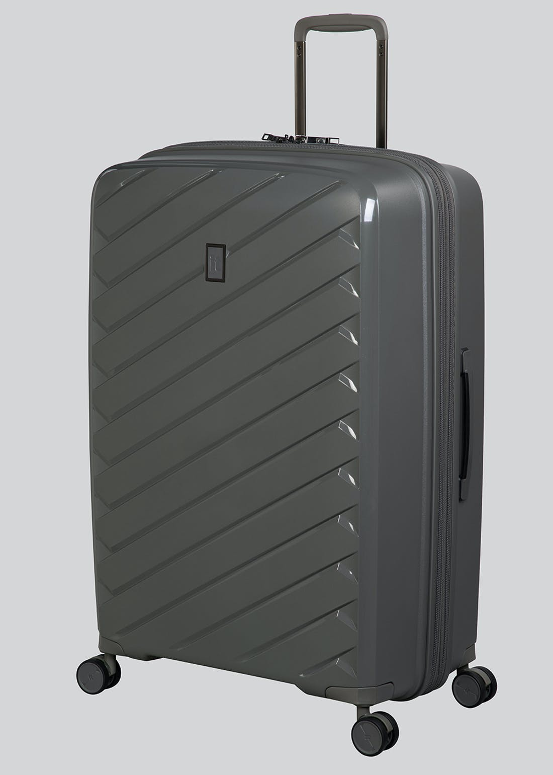 IT Luggage Influential Hard Shell Suitcase