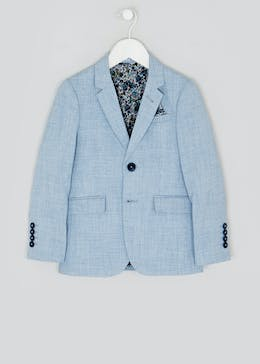 Boys Mini Me Suit Jacket (4-13yrs)