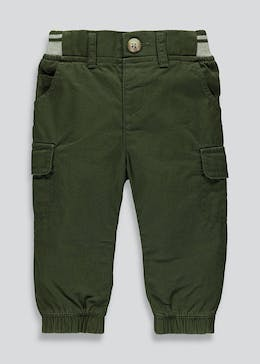 Boys Cargo Trousers (9mths-6yrs)