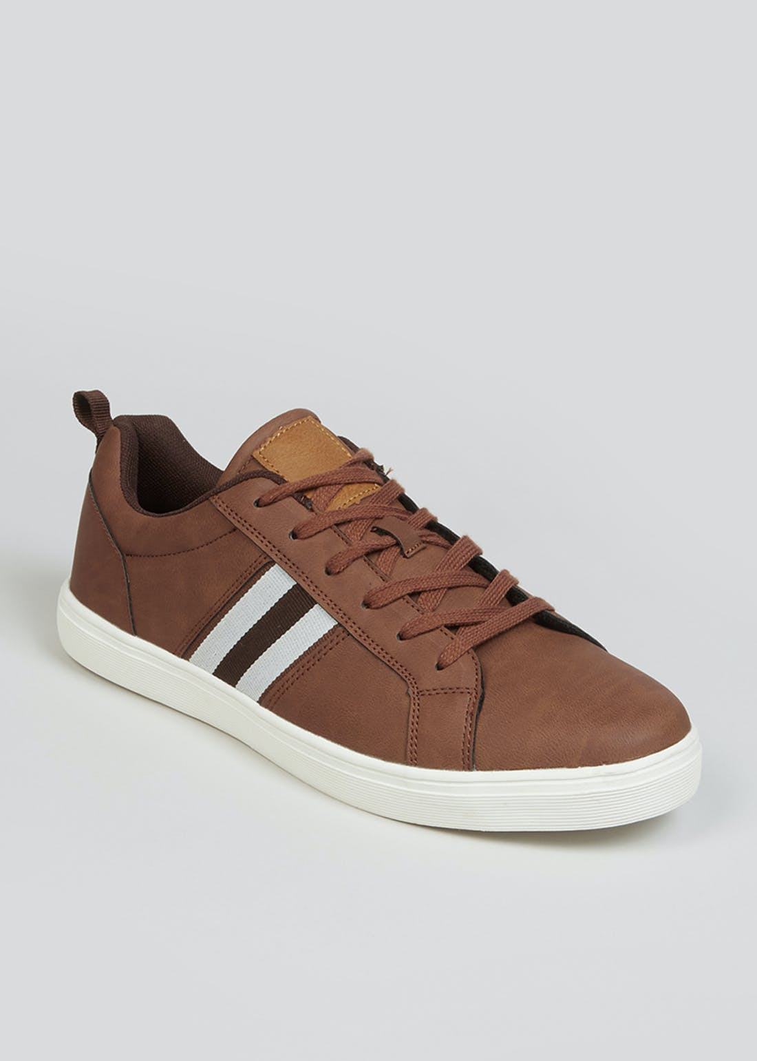 Brown Cupsole Trainers