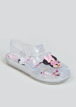 Kids Disney Minnie Mouse Jelly Shoes (Younger 4-9)