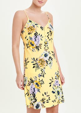 Floral Chemise Nightdress