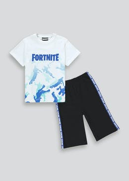 Kids Fortnite Pyjama Set (7-14yrs)