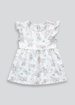 Girls Disney Bambi Dress (Newborn-18mths)