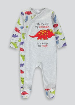 Unisex That's Not My Dinosaur Baby Grow (Newborn-12mths)