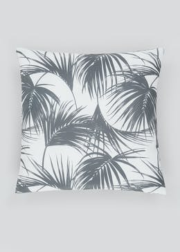 Leaf Print Outdoor Scatter Cushion (43cm x 43cm)