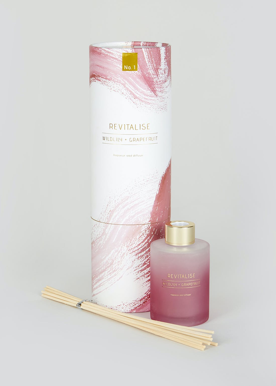 Wild Lily & Grapefruit Fragranced Diffuser (100ml)