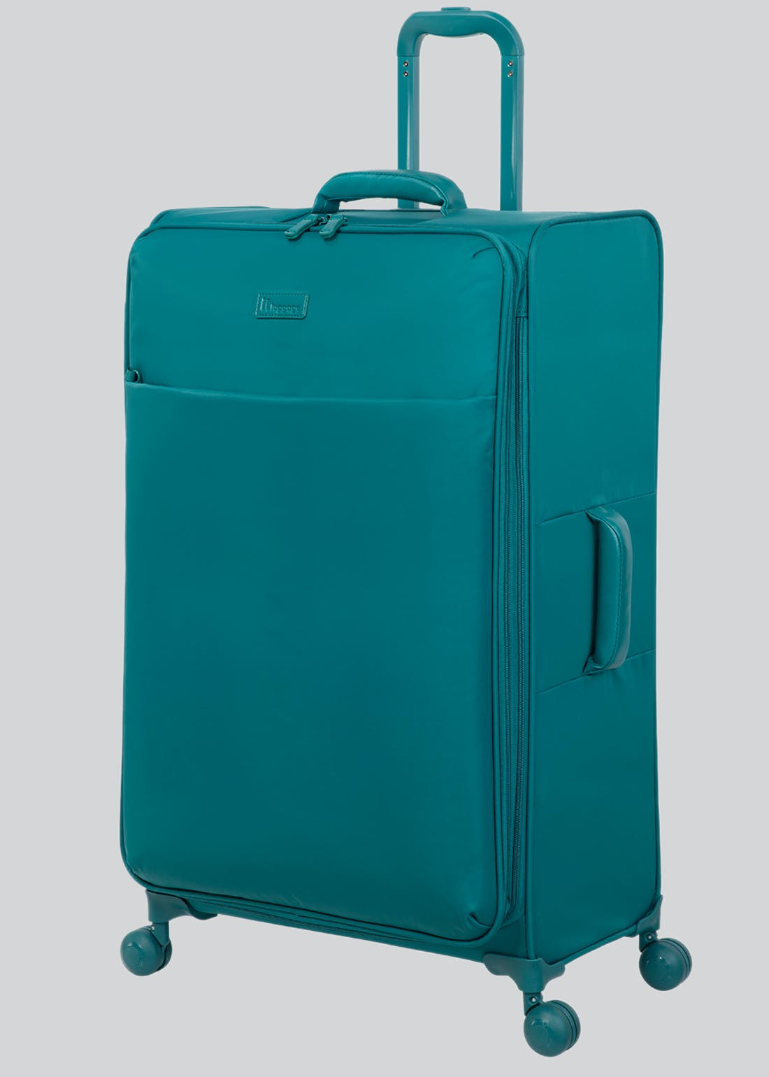 IT Luggage Lustrous Soft Shell Suitcase
