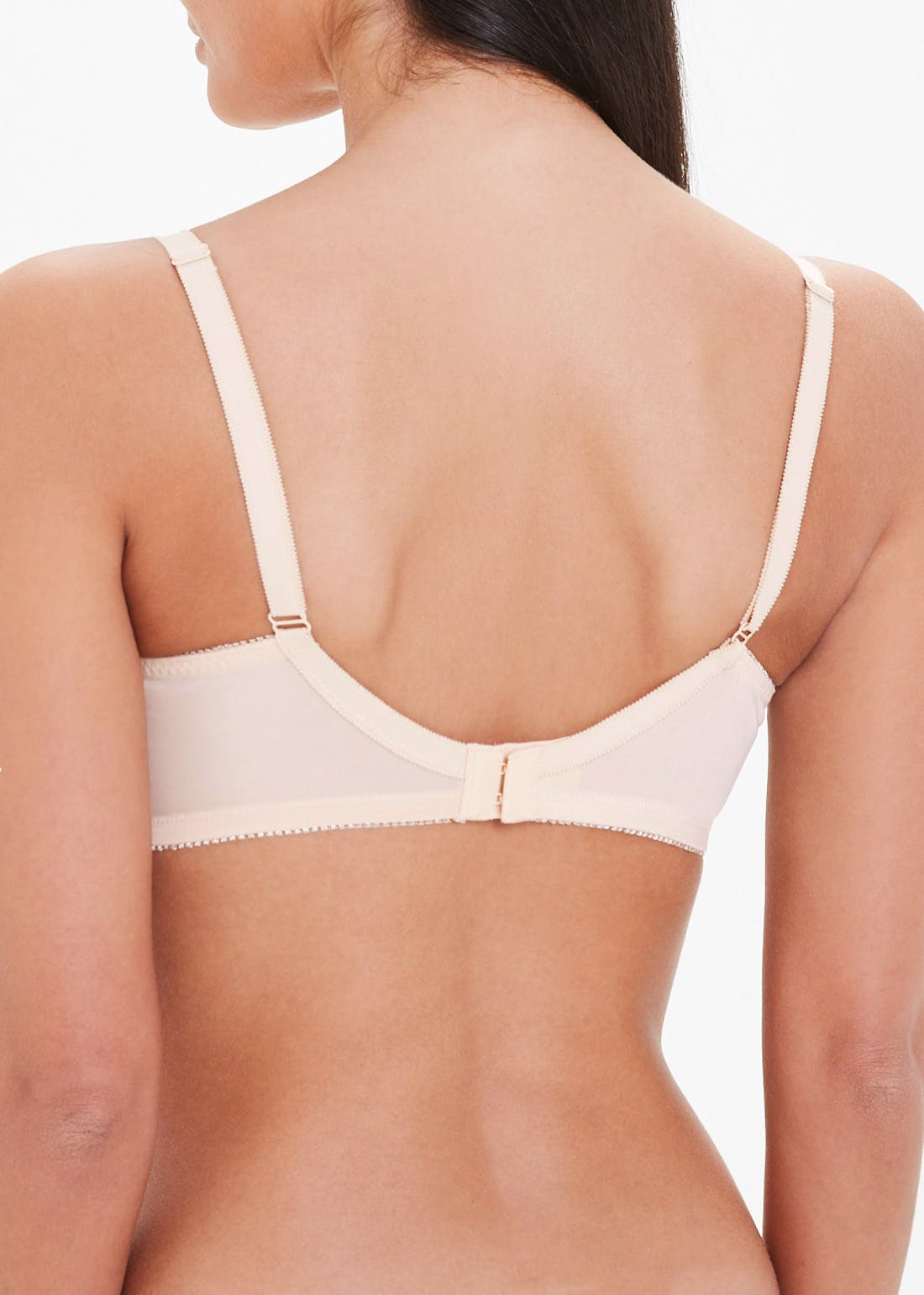 2 Pack Non Wired Cross Over Bras