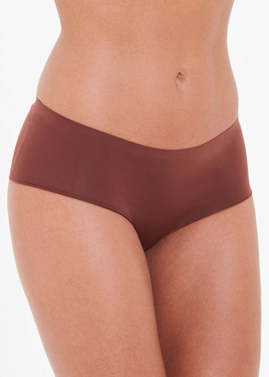 3 Pack No VPL Microfibre Short Knickers