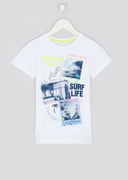 Boys Surf Life T-Shirt (4-13yrs)