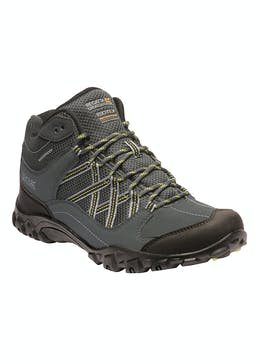 Regatta Grey Edgepoint Waterproof Walking Boots