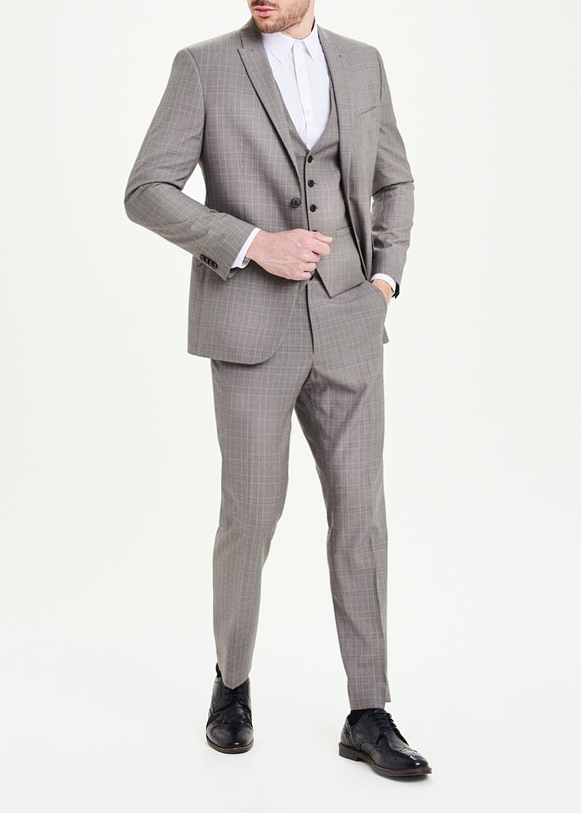 Taylor & Wright Webb Tailored Fit Suit Jacket