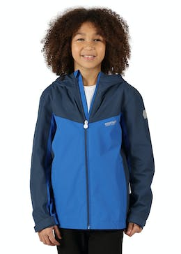 Kids Regatta Blue Jacket (3-13yrs)