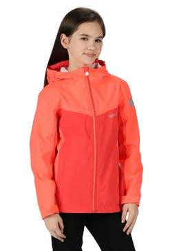 Kids Regatta Coral Jacket (3-13yrs)