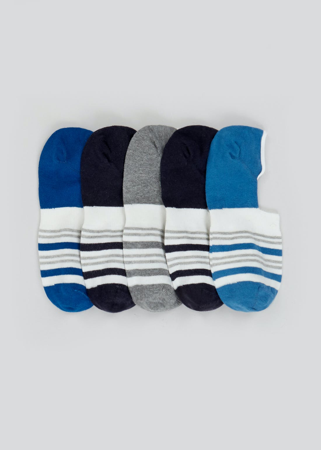 5 Pack Invisible Socks
