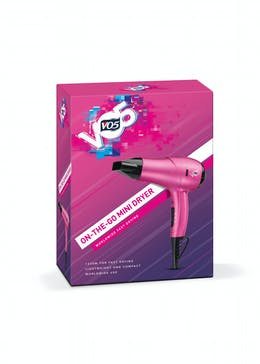 V05 On The Go Mini Hair Dryer
