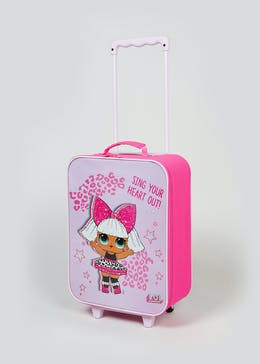 Kids L.O.L. Surprise Cabin Suitcase