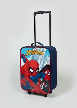 Kids Spiderman Cabin Suitcase