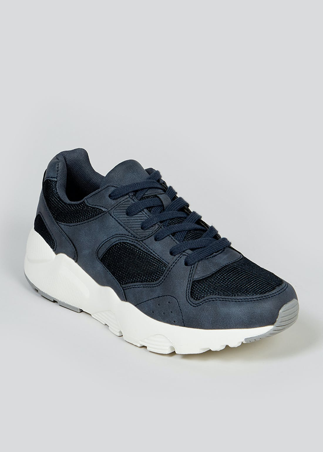 Navy Sports Trainers