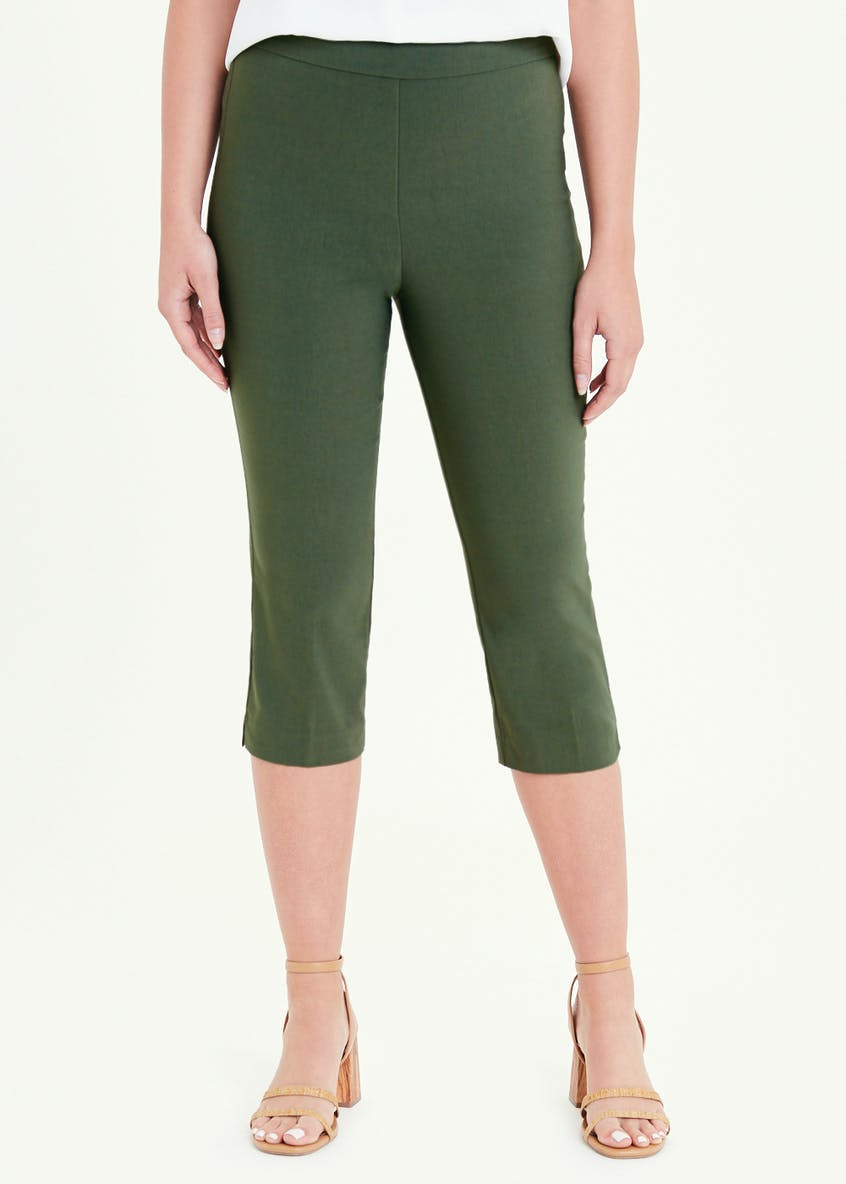 Ultra Support Cropped Trousers