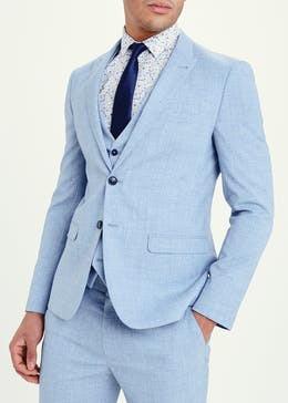 Taylor & Wright Skinny Fit Pearson Suit Jacket