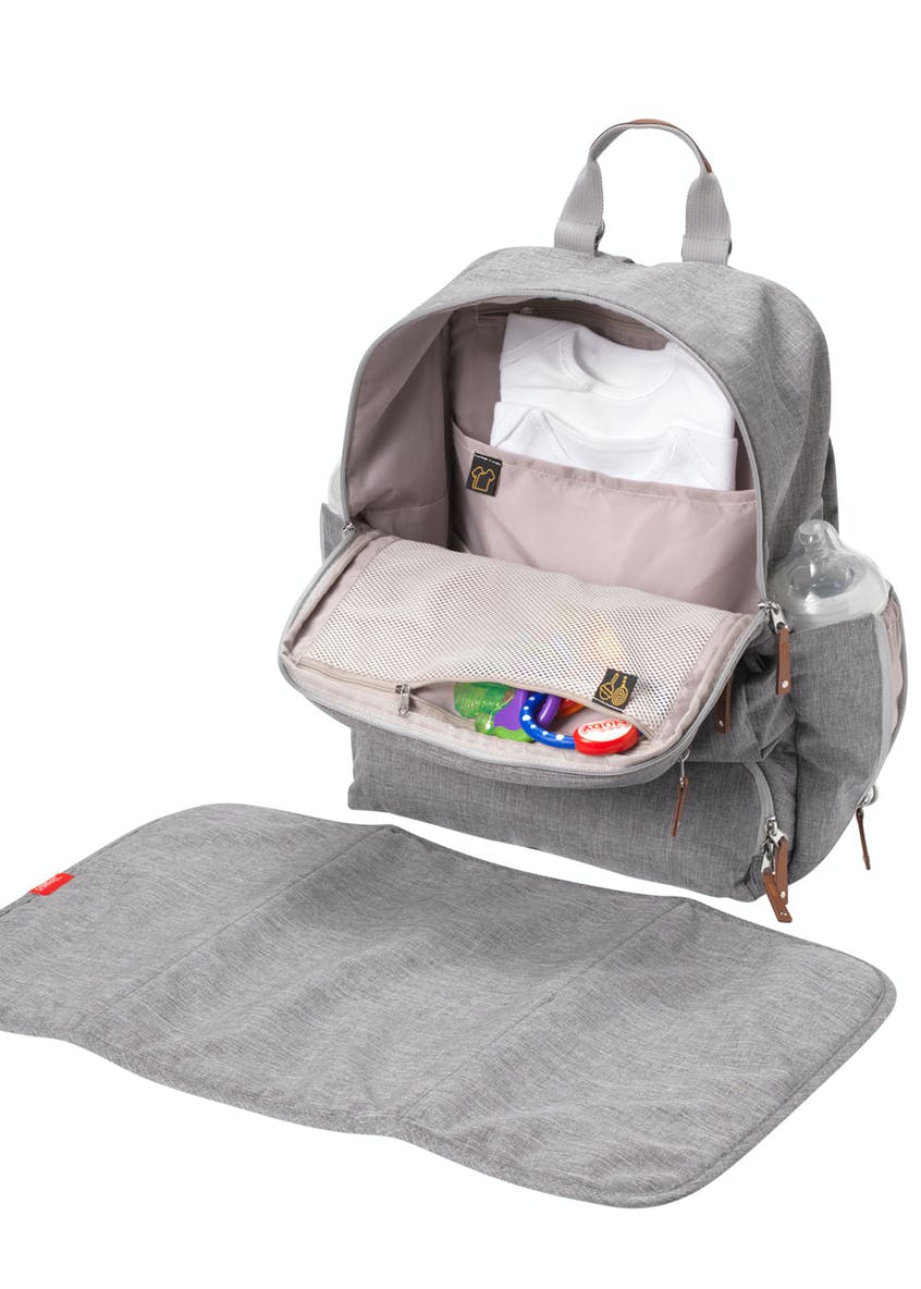 Nuby Baby Changing Bag with Mat