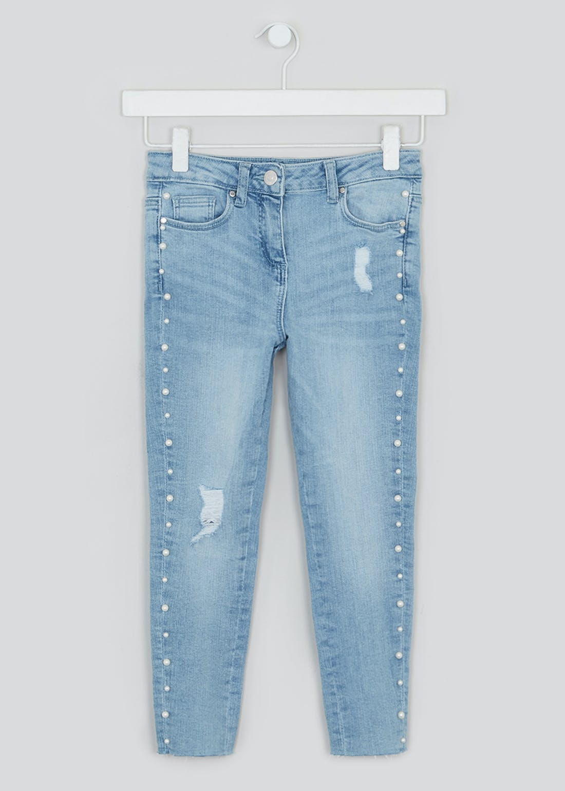 Girls Pearl Jeans (4-13yrs)