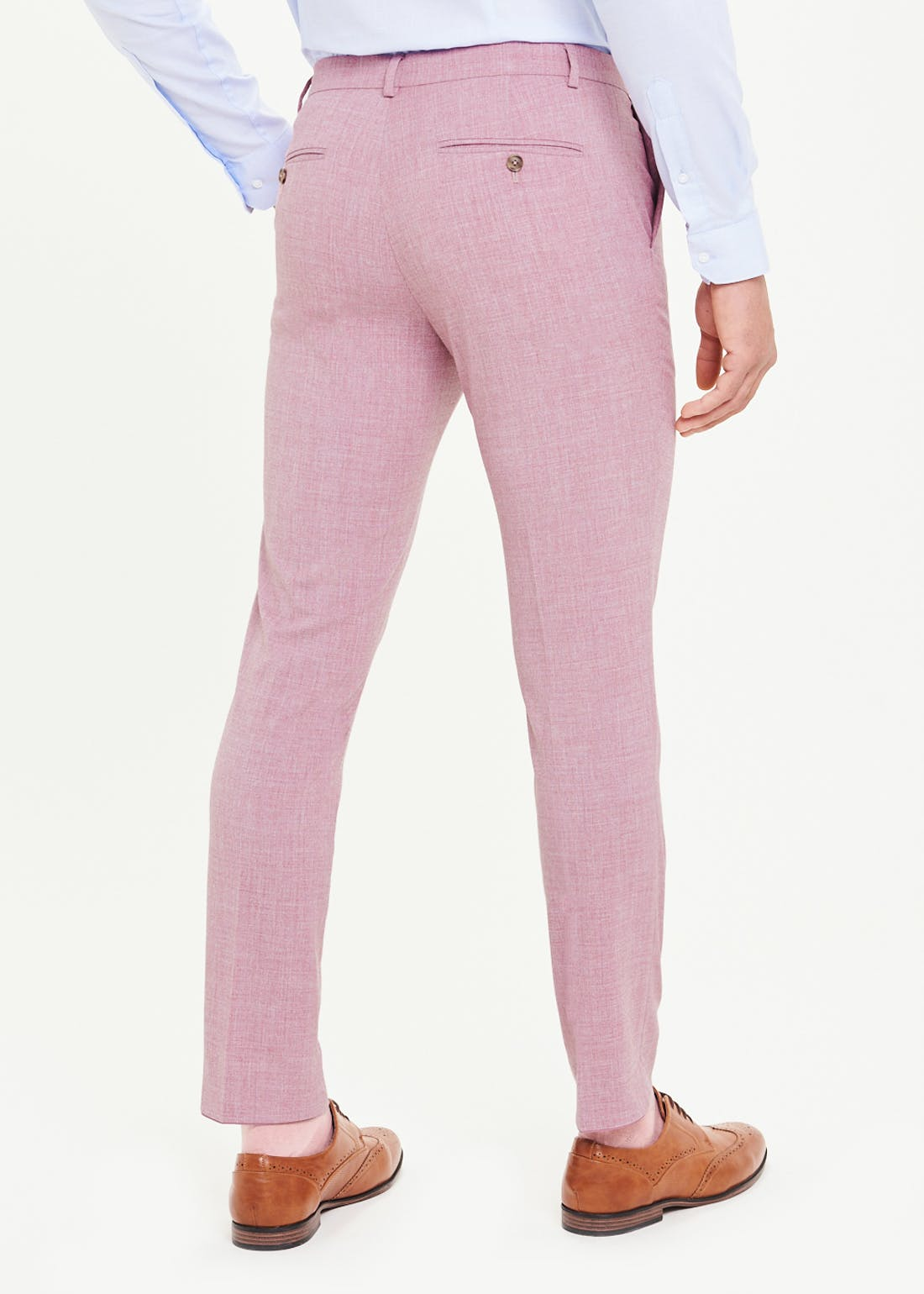 Taylor & Wright Gorman Skinny Fit Suit Trousers