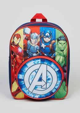 Kids Marvel Avengers Backpack