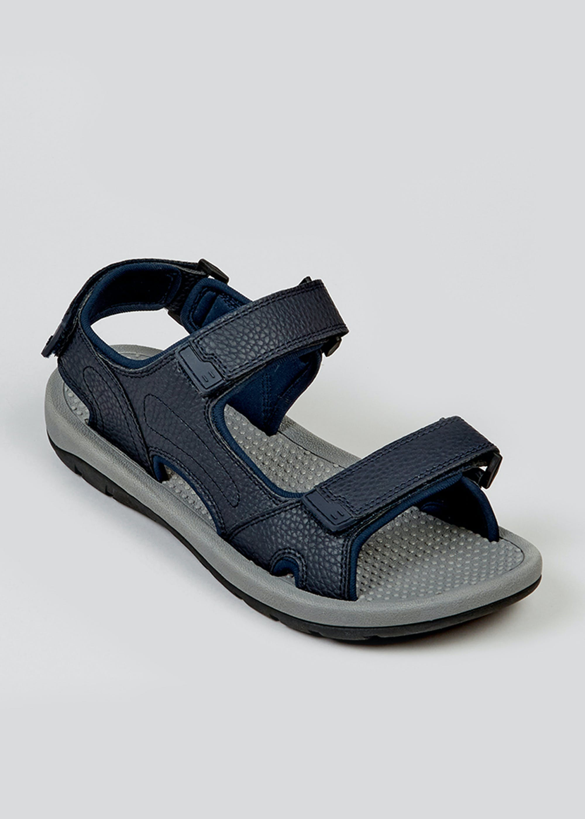 Navy Adventure Sandals Navy 3aWtuI