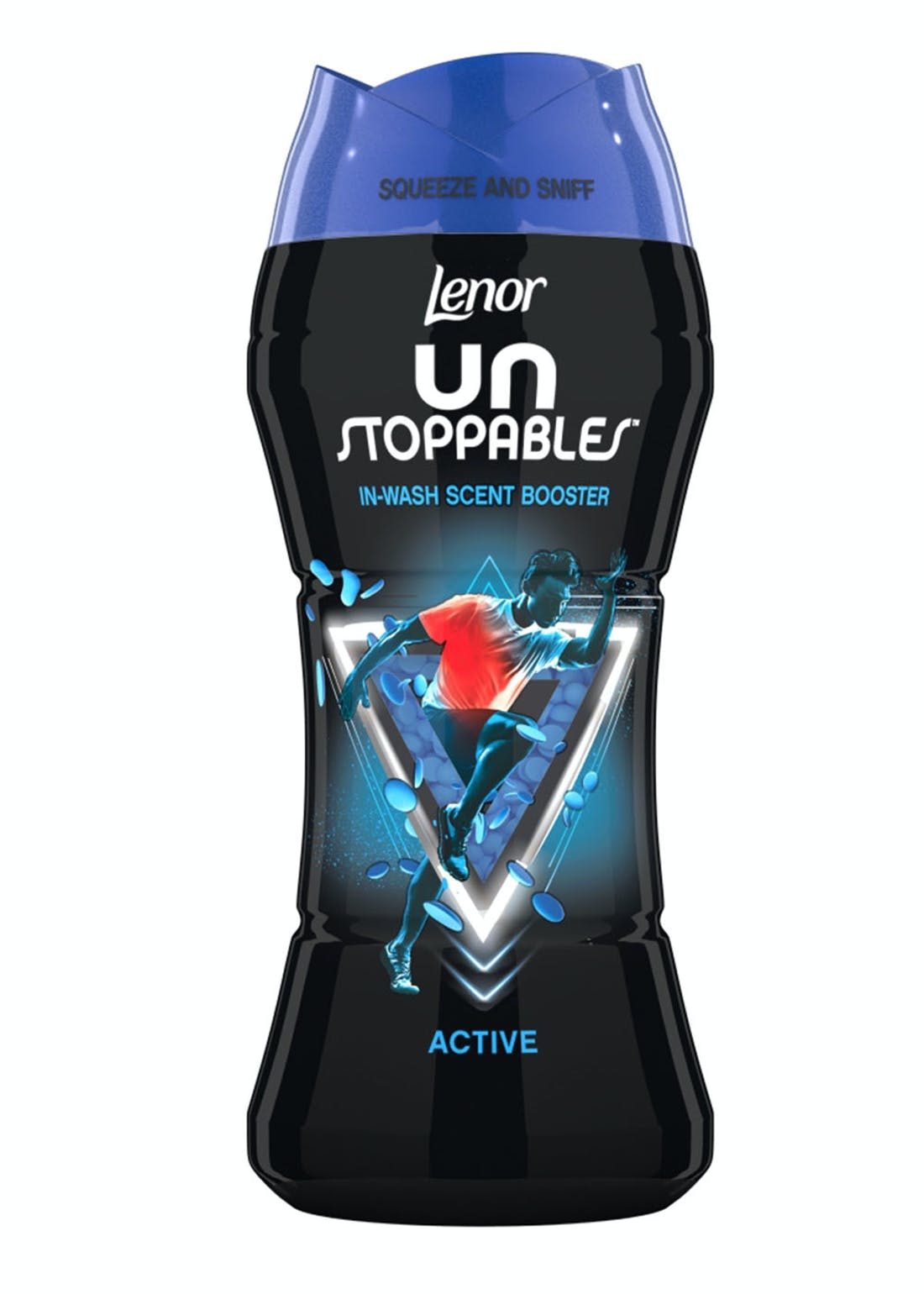 Lenor Unstoppables Active In Wash Scent Booster