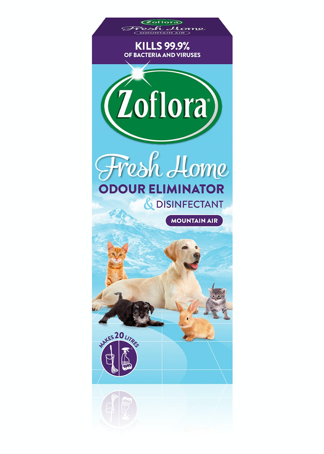 Zoflora Fresh Home (500ml)
