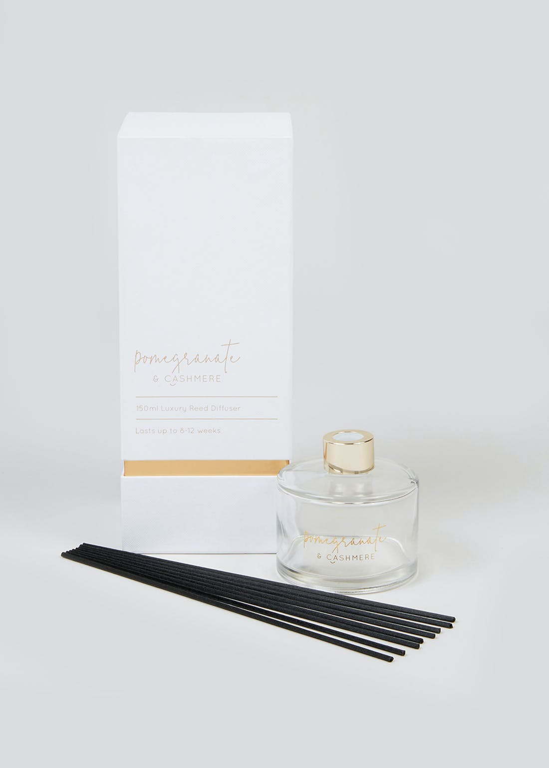 Pomegranate & Cashmere Luxury Reed Diffuser (150ml)