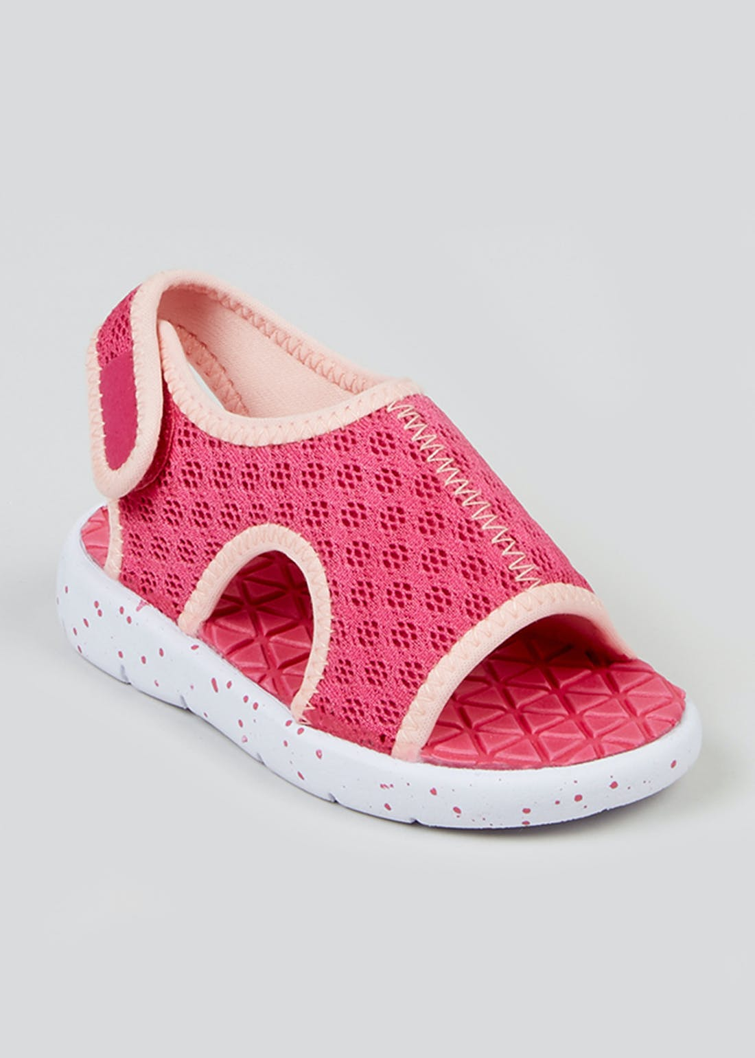 Girls Pink Swim Sandals (Younger 4-12)