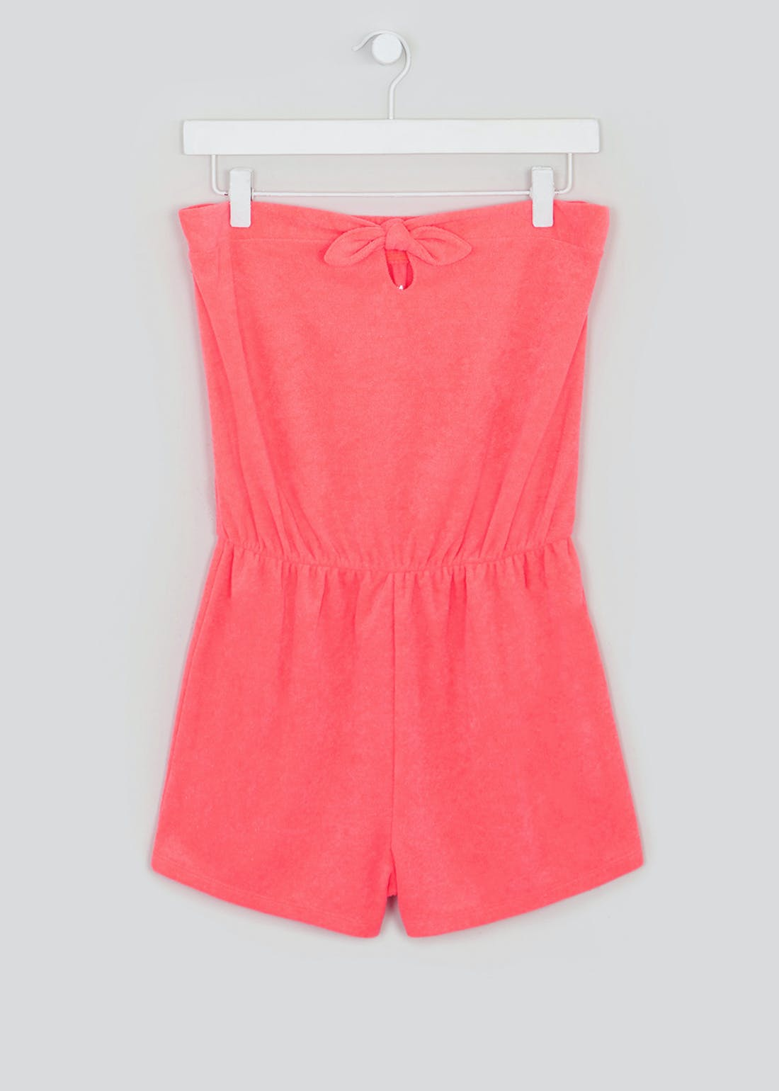 Towelling Playsuit