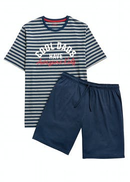 Father's Day Short Pyjama Set