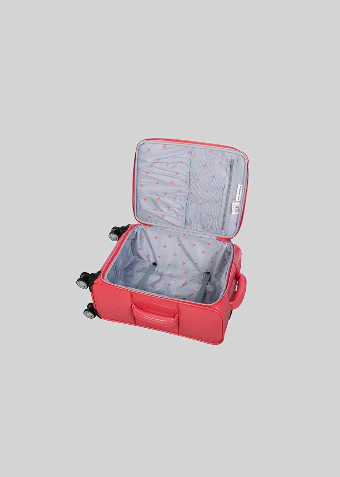 IT Luggage Duet Patent Cabin Suitcase